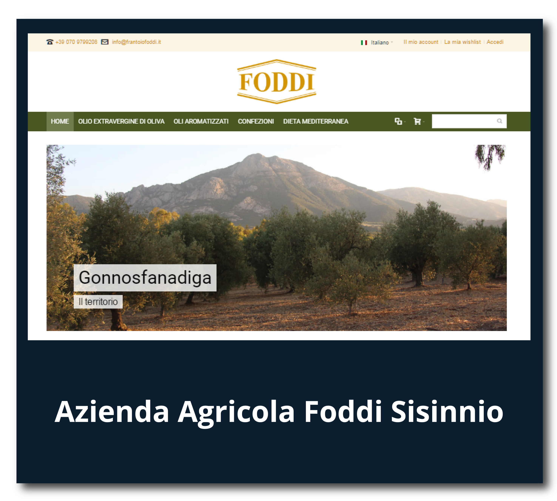 Sito_ Azienda Agricola Foddi Sisinnio